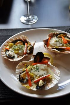 La Cuisine Paris - Cooking Classes in Paris - Scallops and leeks