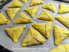 Χορτοκαλίτσουνα στο φούρνο - cretangastronomy.gr New Recipes, Cooking Recipes, Cheese Pies, Fish, Cookies, Meat, Ethnic Recipes, Desserts, Crack Crackers