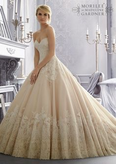 mori lee wedding dresses 2014