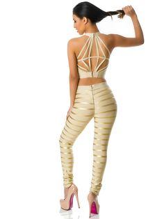 Vestido Blanco Bandage VB273 (con imágenes) | Vestidos