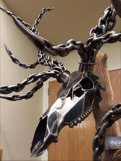 Robotic Welding Comes Of Age – Metal Welding Cool Welding Projects, Welding Crafts, Metal Art Projects, Diy Welding, Metal Welding, Metal Crafts, Welding Ideas, Blacksmith Projects, Deer Skull Art