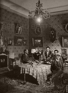Marcel Proust au Club des Découvreurs Marcel Proust, Marcel Duchamp, Vintage Photographs, Vintage Photos, Gerard Bertrand, Swann's Way, Tristan Tzara, James Joyce, Louis Armstrong