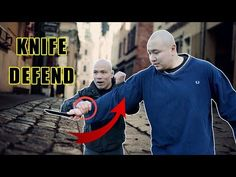 How to defend if someone puts a knife on our neck - YouTube
