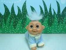 Image result for crawling baby troll doll Crawling Baby, Troll Dolls, Polly Pocket, Tinkerbell, Disney Characters, Fictional Characters, Nostalgia, Disney Princess, Image