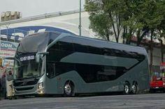 Nuevo Volvo 9800 dd México