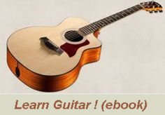 show you How to Play Guitar, fast and easy (ebook)