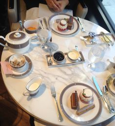 Tiffin at The Langham--afternoon tea, served daily at The Langham, Chicago.