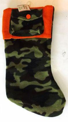 Camouflage Christmas Stockings | Christmas Gifts for Everyone