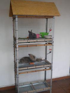 hyllis rabbit hutch