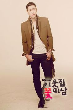 Flower Boy Next Door ♥ Go Kyung Pyo as Oh Dong Hoon (Player)
