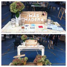 Más Madera, muestra de creatividad y diseño independiente.