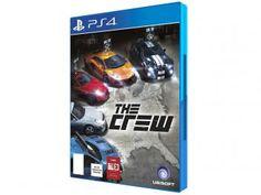 The Crew para PS4 - Ubisoft