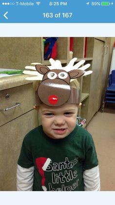 Rudolph headbands