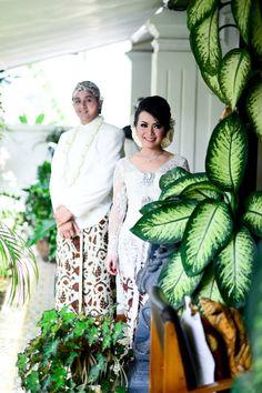 My wedding kebaya by myrna myura