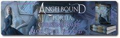 Portia Blog Tour @CB_Bauer @sparklebooktour - http://roomwithbooks.com/portia-blog-tour/