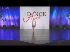 The Dance Awards NYC 2015 - Junior Top 4 Solos - Maddie Ziegler