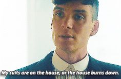 Peaky Blinders GIF Thomas Shelby