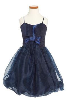80295e84ccf9 Un Deux Trois Bubble Hem Dress (Big Girls) available at  Nordstrom Girls  Dresses