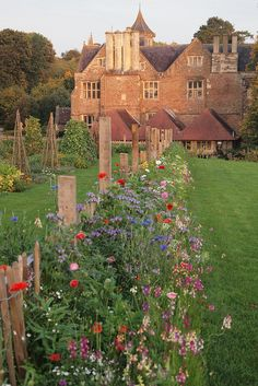 English Country home and garden...