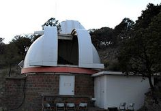 Astronomical Observations from McDonald Observatory
