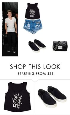"""Mall with Niall"" by liamismybabe ❤ liked on Polyvore featuring Runwaydreamz, Billabong, Vans, MICHAEL Michael Kors and NiallHoran"