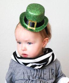 930679a2912 St. Patrick s Day Baby Leprechaun Hat