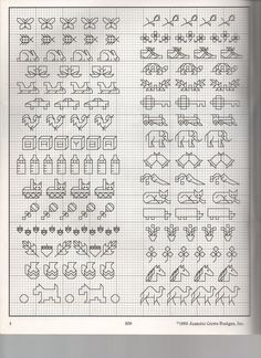 Thrilling Designing Your Own Cross Stitch Embroidery Patterns Ideas. Exhilarating Designing Your Own Cross Stitch Embroidery Patterns Ideas. Cross Stitch Boarders, Tiny Cross Stitch, Cross Stitch Alphabet, Cross Stitch Animals, Cross Stitch Charts, Cross Stitch Patterns, Blackwork Cross Stitch, Blackwork Embroidery, Cross Stitching