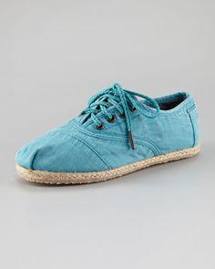TOMS Ceara Lace-Up Shoe