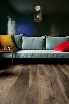 Engineered parquet flooring / oak / oiled CURVES WIDE OAK WOOD CUSTOM TAILOR MADE Oscar Ono | Wood Manufacture