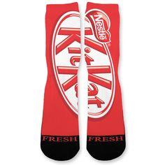 GRIZZLY-Biggie Socks-bianco