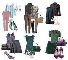 Цветотип Лето | Цвет волос, макияж, аксессуары, одежда для Летнего типа