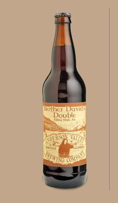 Brother David's Double Abbey Style Ale