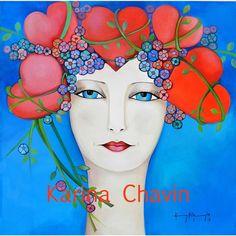 Pintura Original - Karina Chavin Espacio de Arte | Filtrado por A - Z