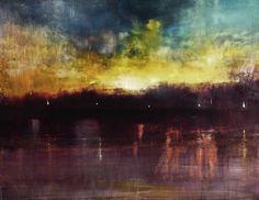 Sunset in Paris | Maurice Sapiro