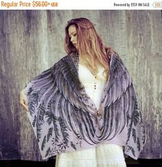SALE Cotton Sarong, Fairy Wings, Sarong Cover Up, Cotton Shawl, Unique Scarf, Purple Pareo, Oversize Scarf,Summer Shawl,Perfect Gift by Shovava on Etsy https://www.etsy.com/au/listing/123013294/sale-cotton-sarong-fairy-wings-sarong