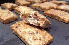 Financiers aux noisettes pour accompagner une crème brûlée au roquefort, au foie gras ou une mousse au chocolat!