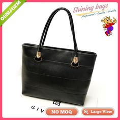 79ad3b761238 Brand Factory Online Shopping Alibaba Wholesale Uk Style High Quality  Fashion Lady Tote Oem Black Leather Bag