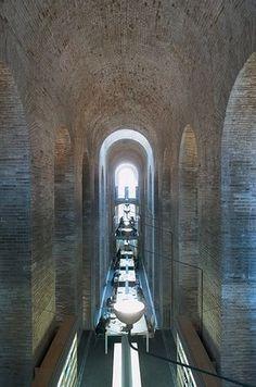 Pompeu Fabra University library — Barcelona, Spain