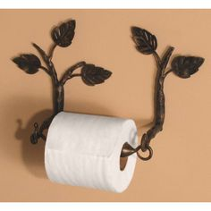 Aspen Iron Toilet Paper Holder | Signature Hardware