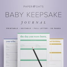 NOTE: This is an instant download printable journal, no physical item will…