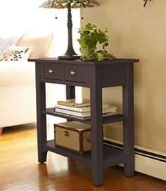 199 // #LLBean: Painted Cottage Storage Console