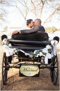 Horse-Drawn Carriage, Yorktown Wedding Photography   Angie McPherson Photography
