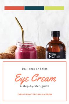 Eye Cream - Drop Ten Years From Your Age With These Skin Care Tips *** You can get more details by clicking on the image. Anti Aging Tips, Eye Cream, Skin Care Tips, Lotion, Beauty Tips, How To Apply, Drop, Bottle, Image