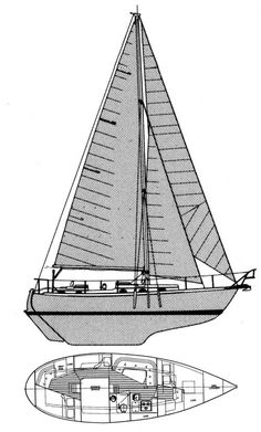 Sailboat and sailing yacht searchable database with more than sailboats from around the world including sailboat photos and drawings. About the NOR'SEA 37 sailboat Sailboat, Boats, Sailing, Around The Worlds, Sea, Drawings, Design, Sailing Boat, Candle