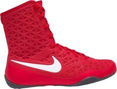 15189a08c46 Nike Men s KO Mid Boxing Shoes