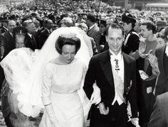 Mariage d'Irène : les inédites
