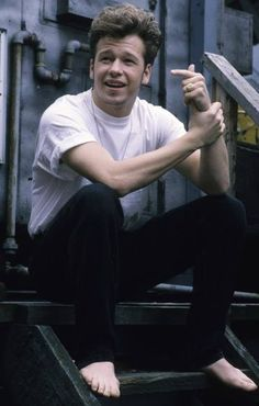young Donnie Wahlberg