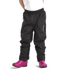 Didriksons Nobi 4 Kids Pants | Black – Sportbaby