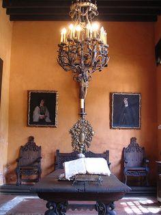Light fixtures on pinterest hacienda style mexican for Hacienda style lighting