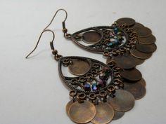 Belly Dancer Earrings